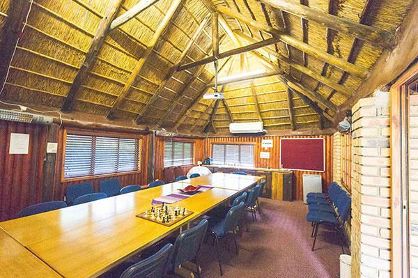 Amper Bo Conference Centre