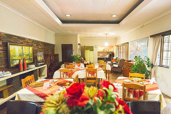 Amper Bo Dining Hall